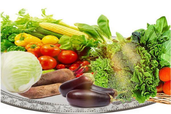 7 овочів багатими білками