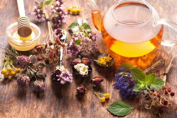 Десять чаїв для кращого здоров'я