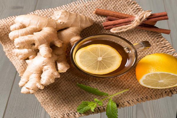 Як приготувати імбирний сироп?