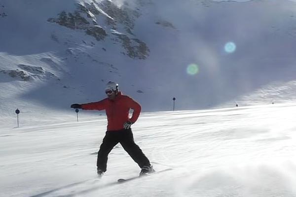 Як підготувати своє тіло до катання на лижах?