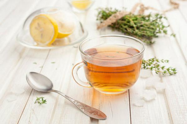 Why drink thyme tea?