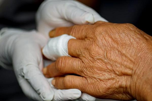 Unknown wounds in the elderly. But is it possible to prevent them?